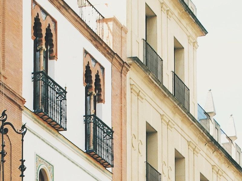 Prancūziški balkonai